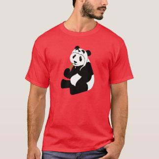 Camiseta Chapéu da panda