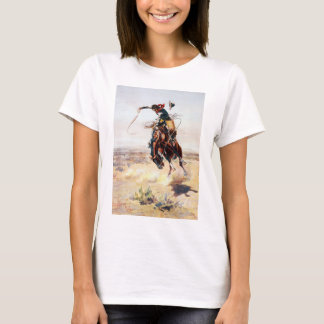 Camiseta Charles Marion Russell um Hoss mau