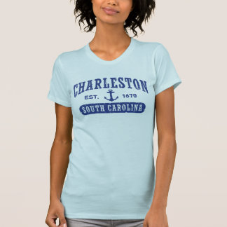 Camiseta Charleston South Carolina