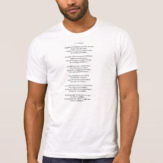 Camiseta Charogne de Baudelaire - de Une
