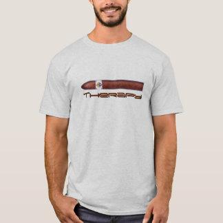 Camiseta Charuto como a terapia