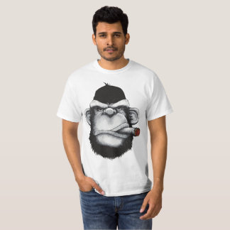 Camiseta Charuto do gorila
