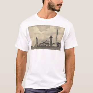 Camiseta CHATHAM, farol de Massachusetts