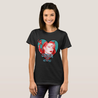 Camiseta CHAUD! amores ZEENA
