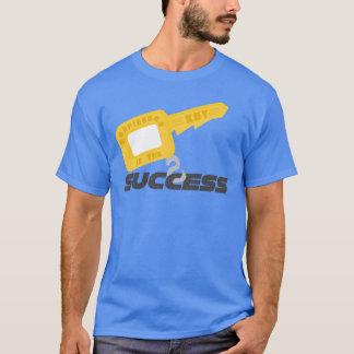 Camiseta Chave à série do sucesso - confiança