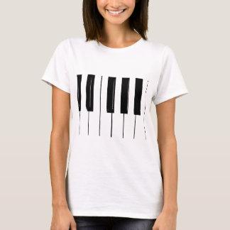 Camiseta Chaves do piano
