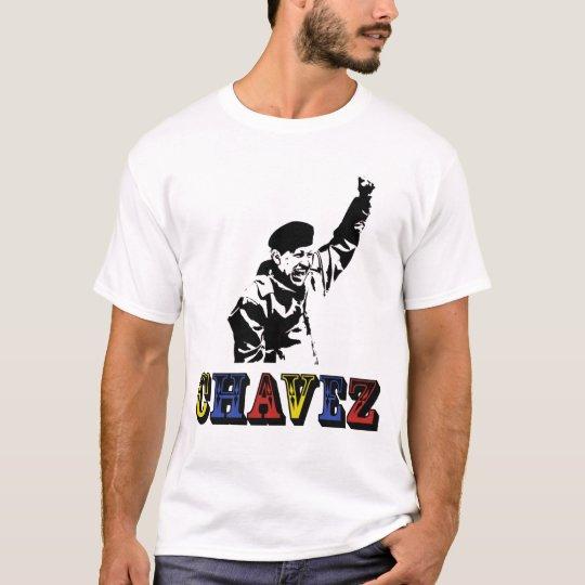 Camiseta Chavez Cores