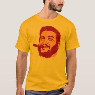 Camiseta Che Guevara com o t-shirt do retrato do charuto