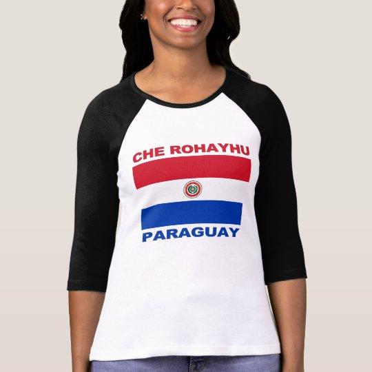 Camiseta Che Rohayhu Paraguay