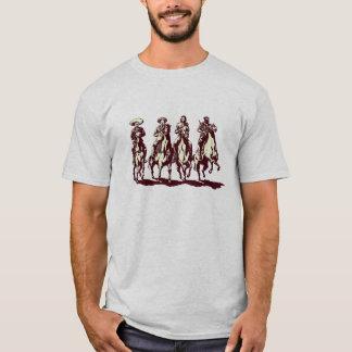 Camiseta che, zapata, casa de campo do pancho, commandante