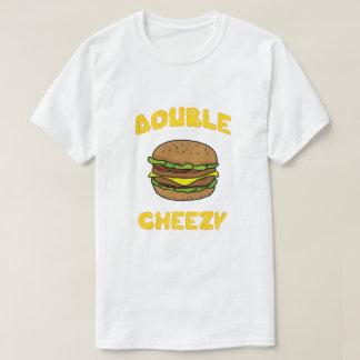 Camiseta Cheezy dobro