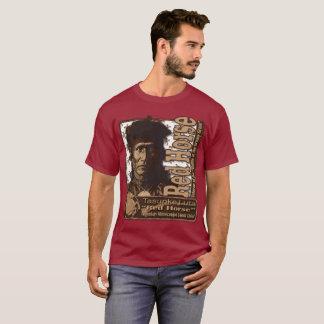 Camiseta Chefe vermelho de Minniconjou Lakota do cavalo