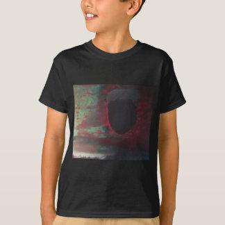 Camiseta Cheio da cor em um mundo brilhante