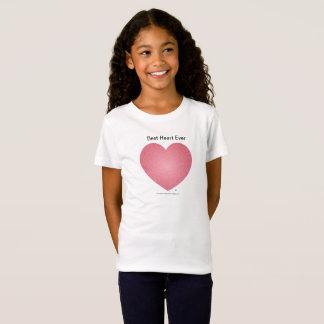 Camiseta Cheio do coração da mente