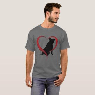 """Camiseta Cheio do coração de """"Pitties """""""