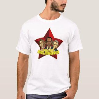 Camiseta Cheio do t-shirt de Bolshevik
