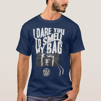Camiseta Cheire meu saco - TShirt