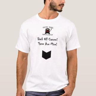 Camiseta Chemo Ninja desembaraça do cancer!