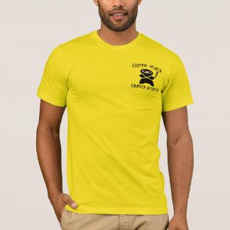 Camiseta Chemo Ninja no ouro