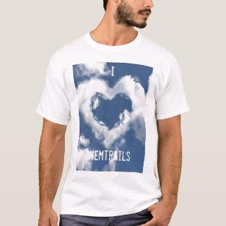 Camiseta chemtrail