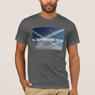 Camiseta Chemtrails!
