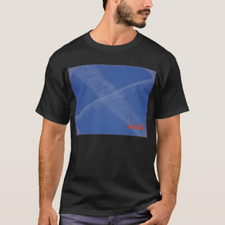 Camiseta Chemtrails 2012 Endgames da terra