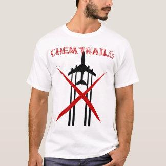 Camiseta Chemtrails é tshirt errado
