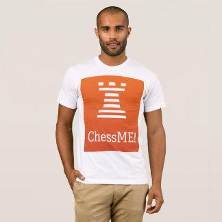 Camiseta ChessME! Branco