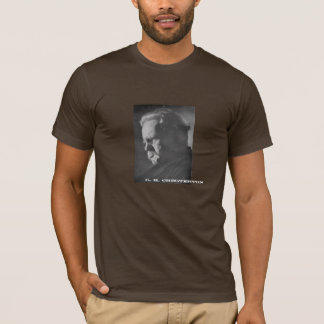 Camiseta chesterton