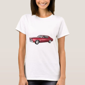 Camiseta Chevelle 1970 SS: Os doces Apple terminam:
