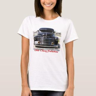Camiseta Chevy 1948 suburbano