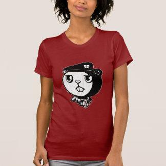 Camiseta Chez B&W Flippy