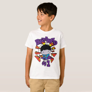 Camiseta Chibi Bizarro #1