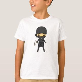 Camiseta Chibi Ninja (miúdo)