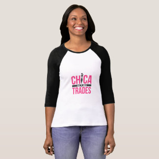 Camiseta Chica de todo troca