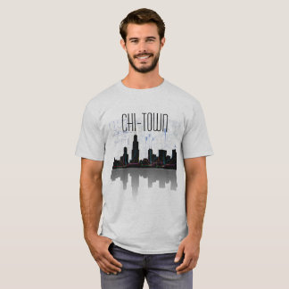 Camiseta Chicago e L-Trem (Qui-Cidade)