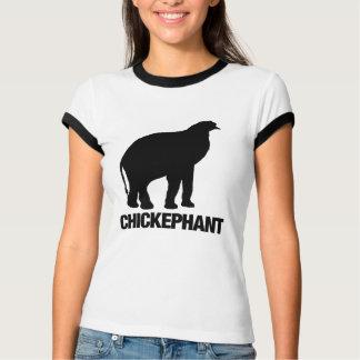 Camiseta Chickephant
