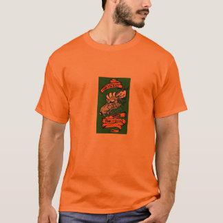 Camiseta Chicotes da laranja de CRRFC - personalizados