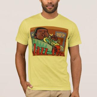Camiseta Chifre do Fest do jazz