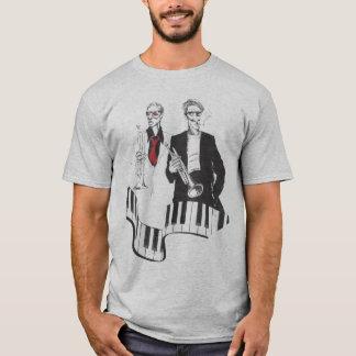 Camiseta chifre dois