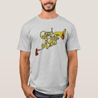 Camiseta Chifre dos desenhos animados GSL