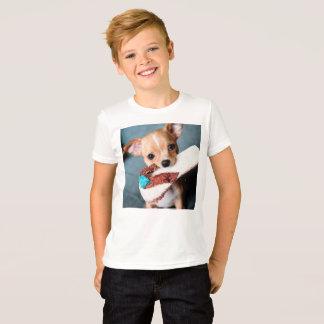 Camiseta chihuahua flip flops