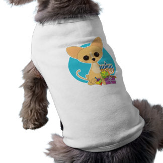 Camiseta Chihuahua Hanukkah