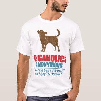 Camiseta Chihuahua Smoothcoated