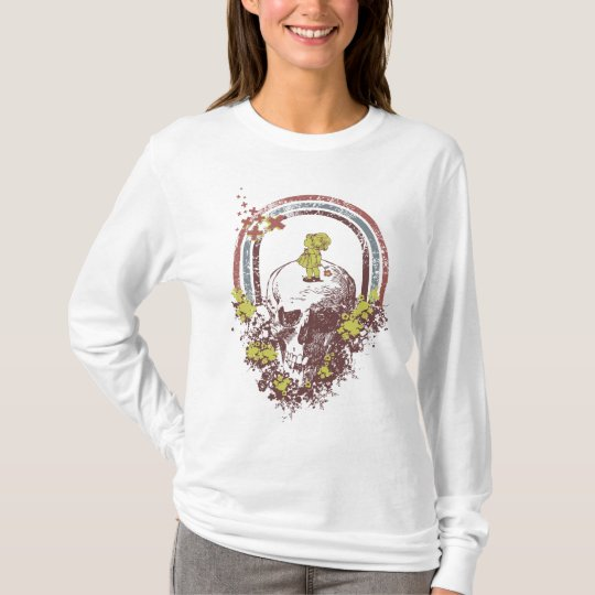 Camiseta child's skull