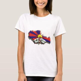 Camiseta China: Tibet (3d)