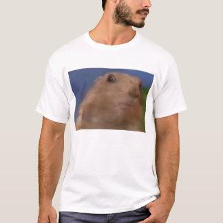 Camiseta chipmunk dramático