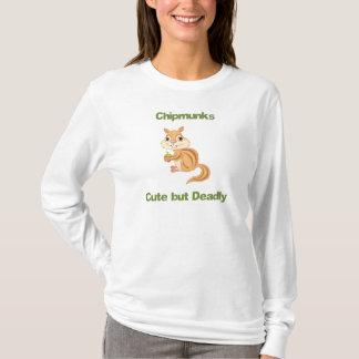 Camiseta Chipmunks… Bonito mas inoperante (#1)