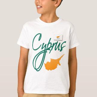 Camiseta Chipre