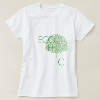 Camiseta chique do eco